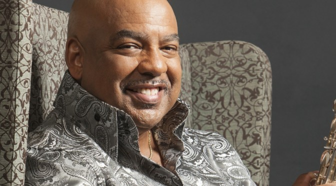 Gerald Albright visits Cannonball